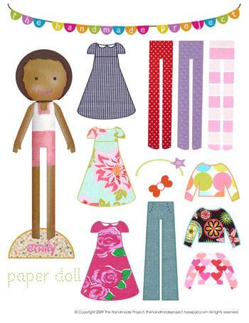 Paper-doll